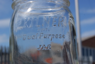 Kilner Regd Dual purpose jar
