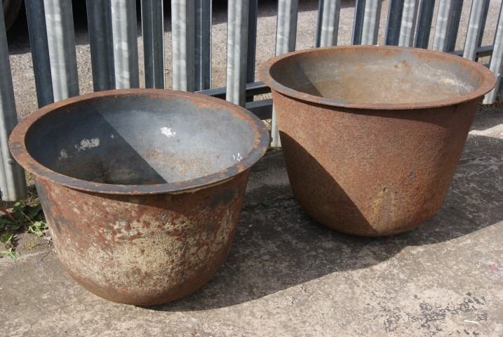 cast cauldrons