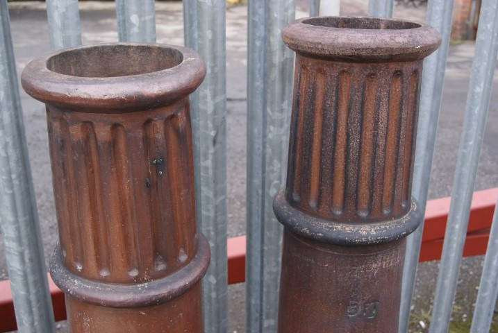 Long tom chimney pots