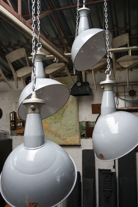 Benjamin industrial lighting