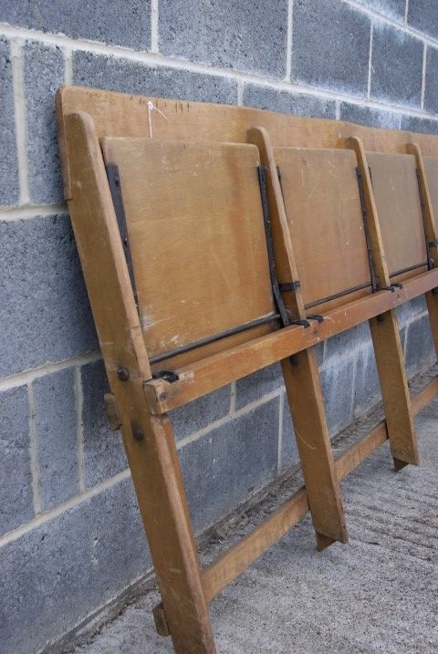 Beech Sunday School Benches
