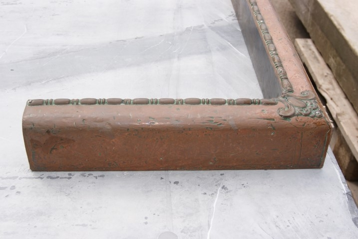 Original copper fender