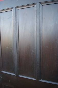 oak six panel door