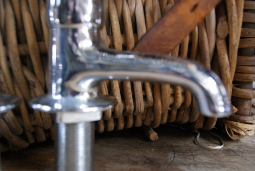Original Sanitor Basin Taps